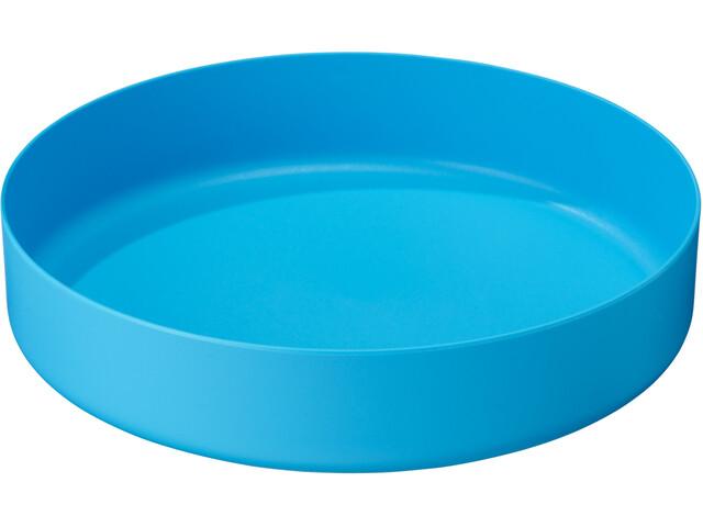 MSR Deep Dish Plate Medium blue